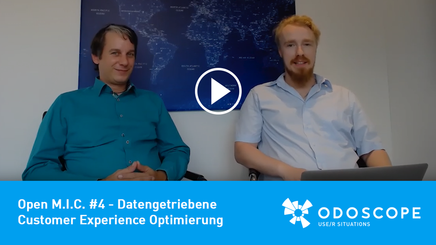 Video - Datengetriebene Customer Experience