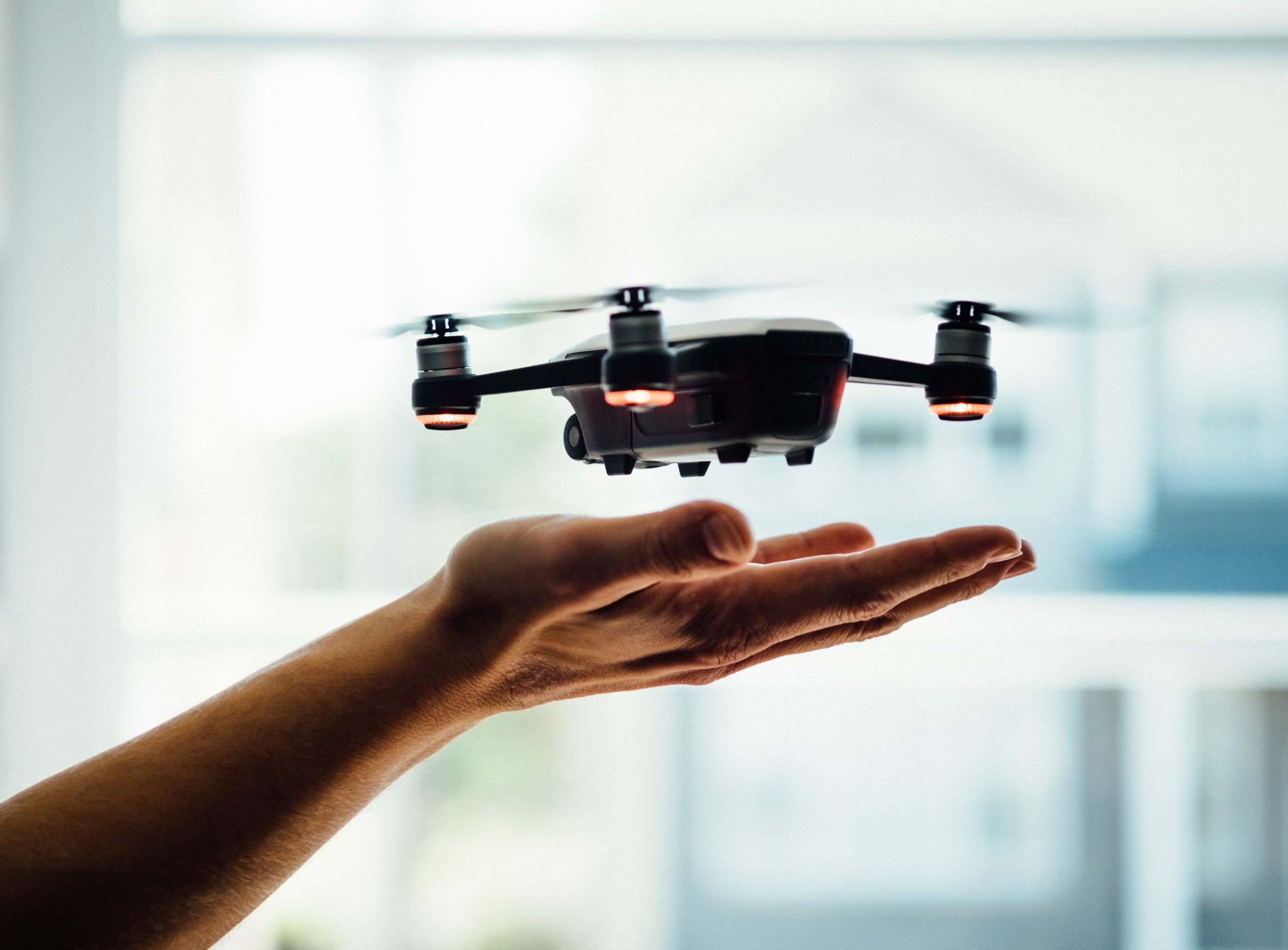 retail shopping drone delivery